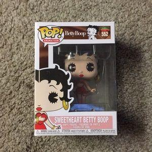 Sweetheart Betty Boop Funko Pop